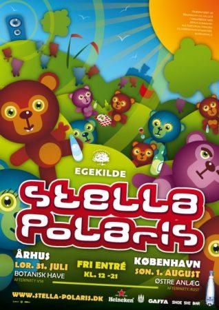 Sommerfest med Stella og bamser, 2010
